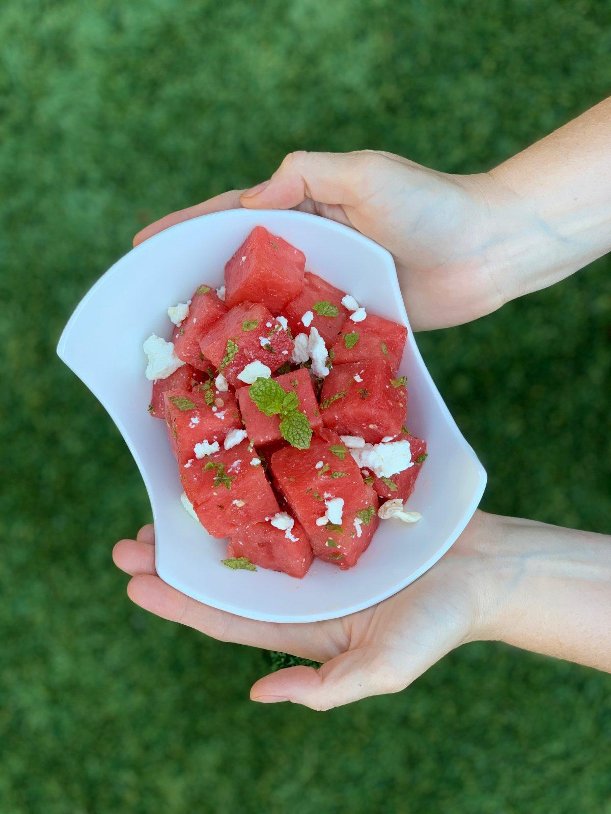 Summer Chef / Fitness Partner Tip