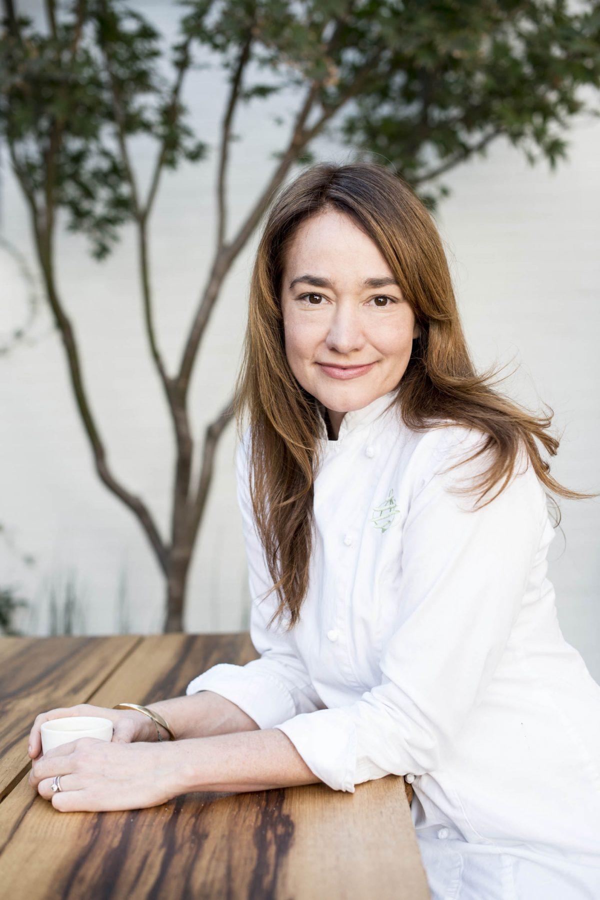 Using Her Skills for Good: James Beard Award-winning Chef Andrea Reusing