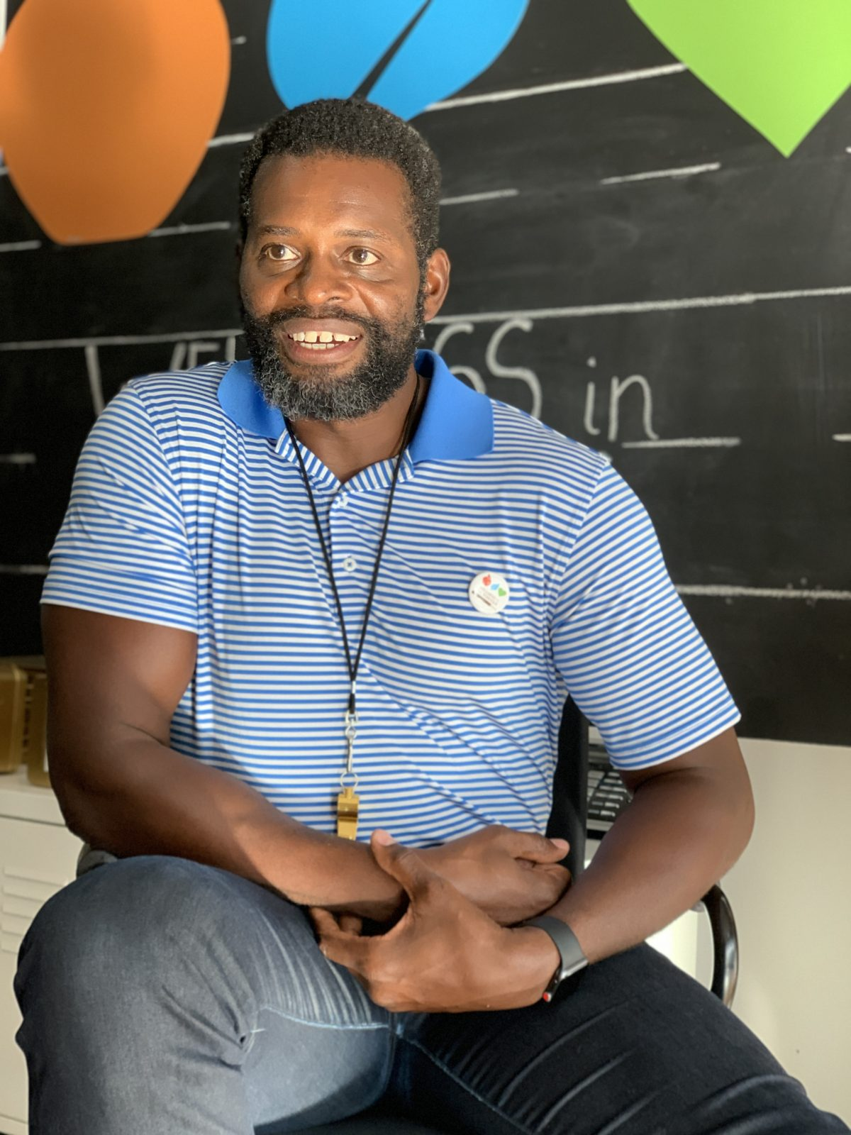 Back to School with Errol Jones, Coach for Kids Program Manager