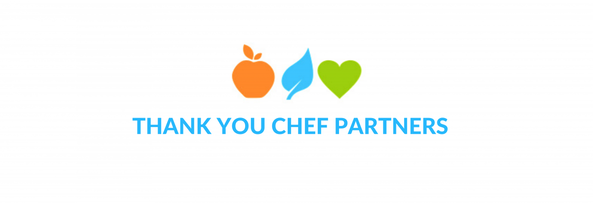 Thank You Chef Partners
