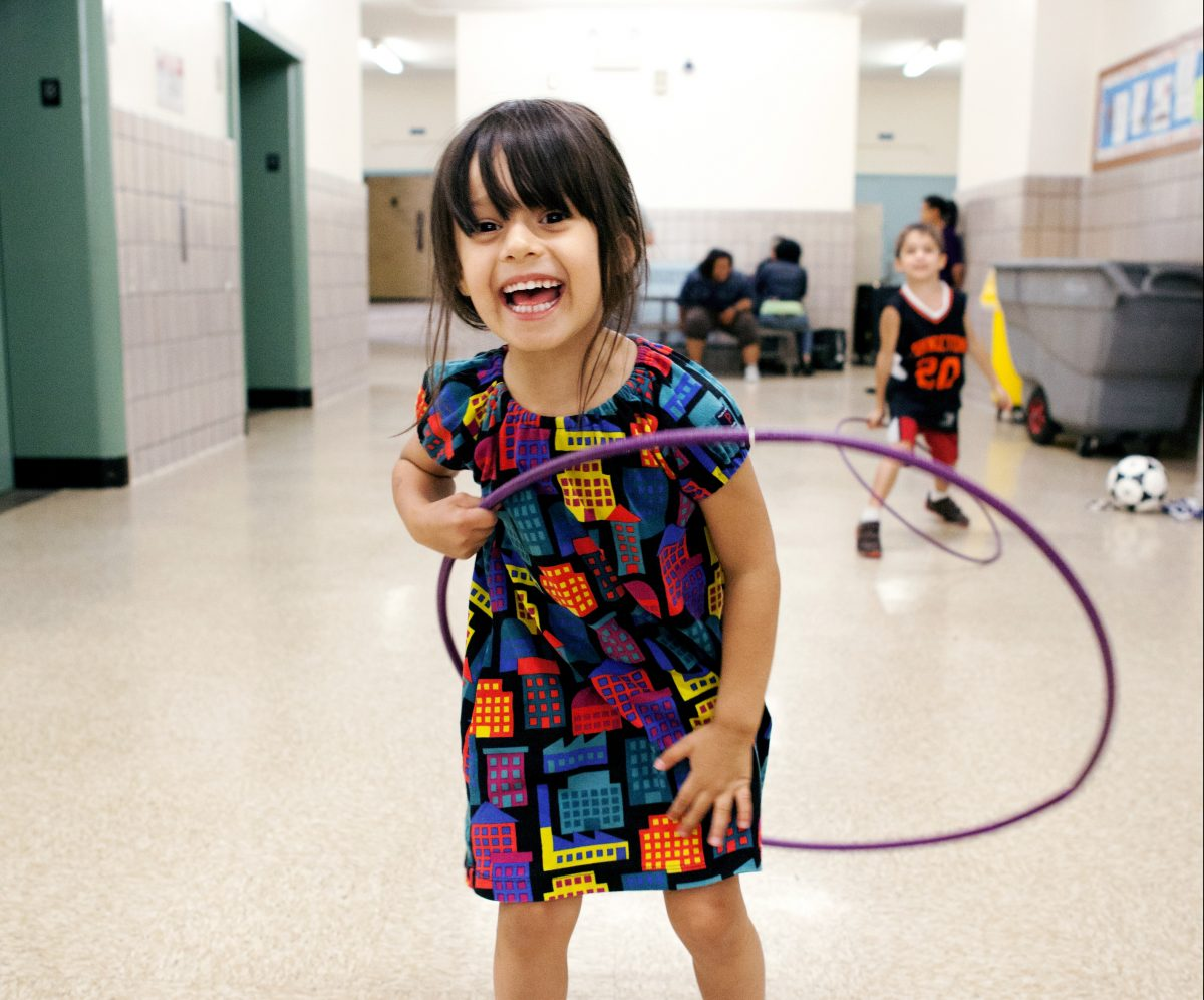 THE NONPROFIT THAT'S CHANGING THE WAY KIDS EAT & MOVE AT SCHOOL