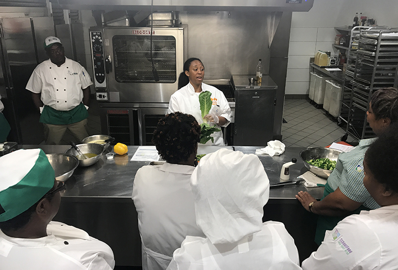 """CookCamp 2017: """"Creating the next Generation of Healthy New Yorkers"""""""