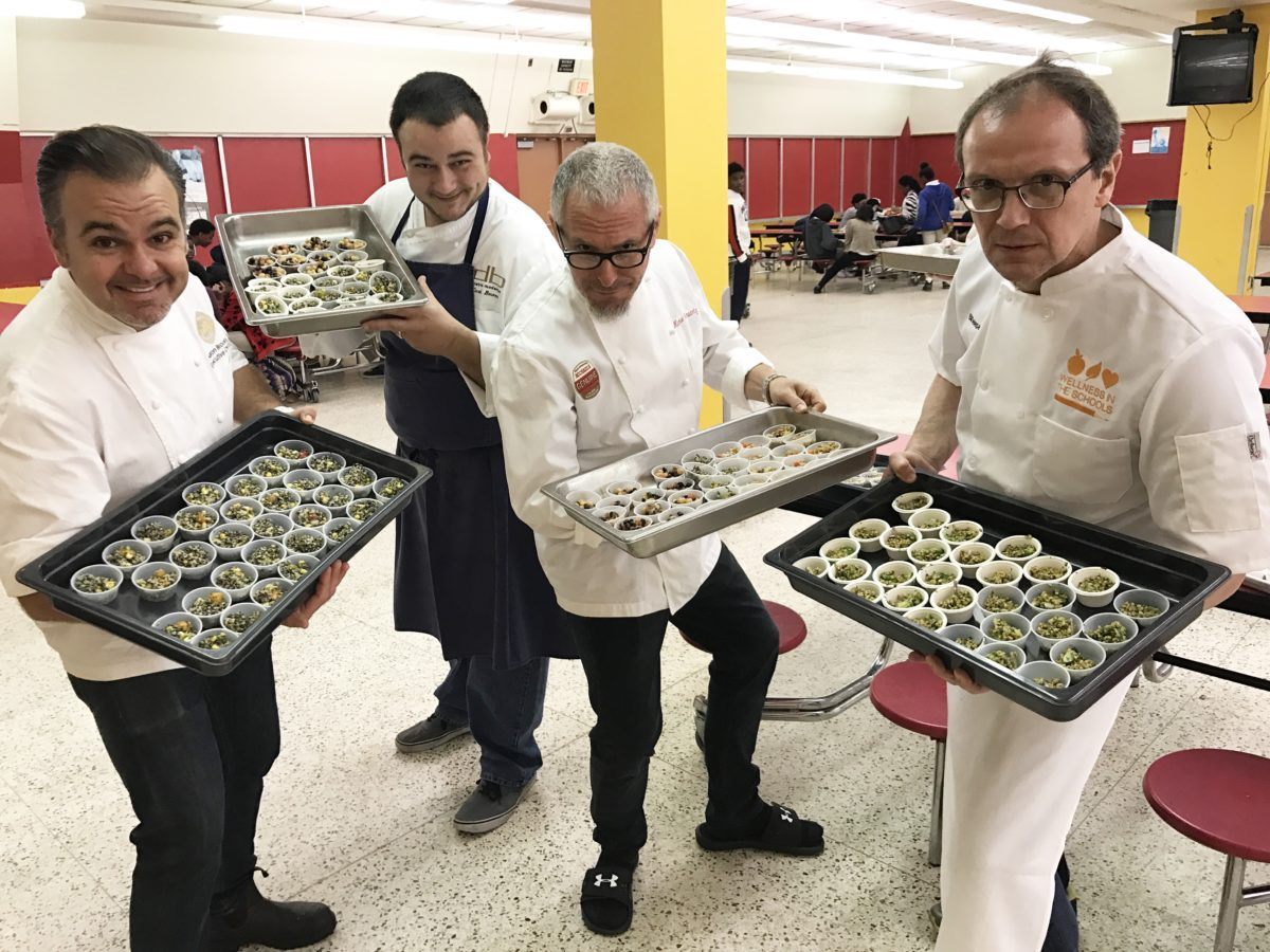 WITS Chefs Move to Broward Schools