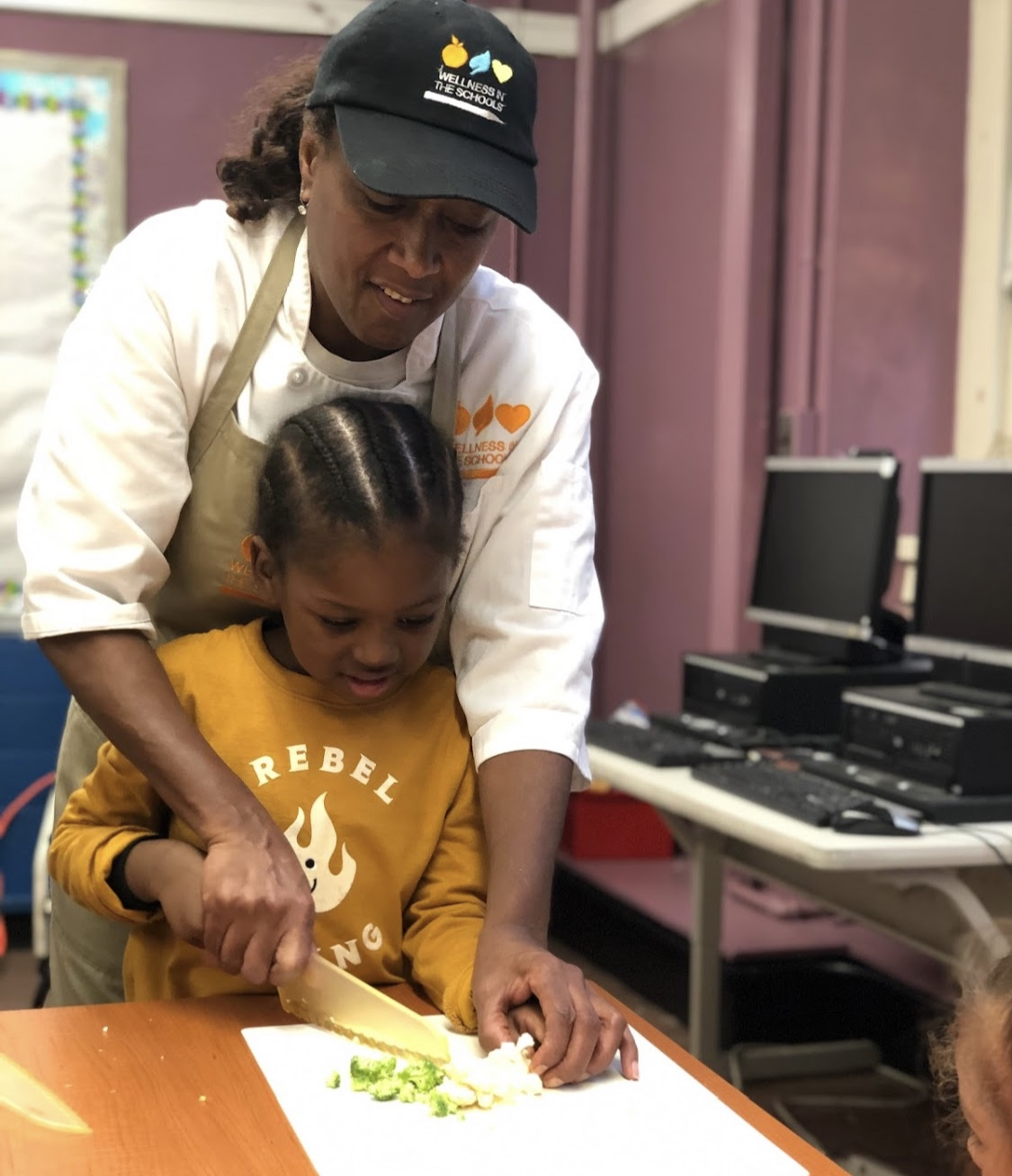 School Food Innovation Lab: A Collaborative Effort to Revolutionize School Food